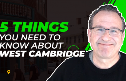 5 Things to know about West Cambridge