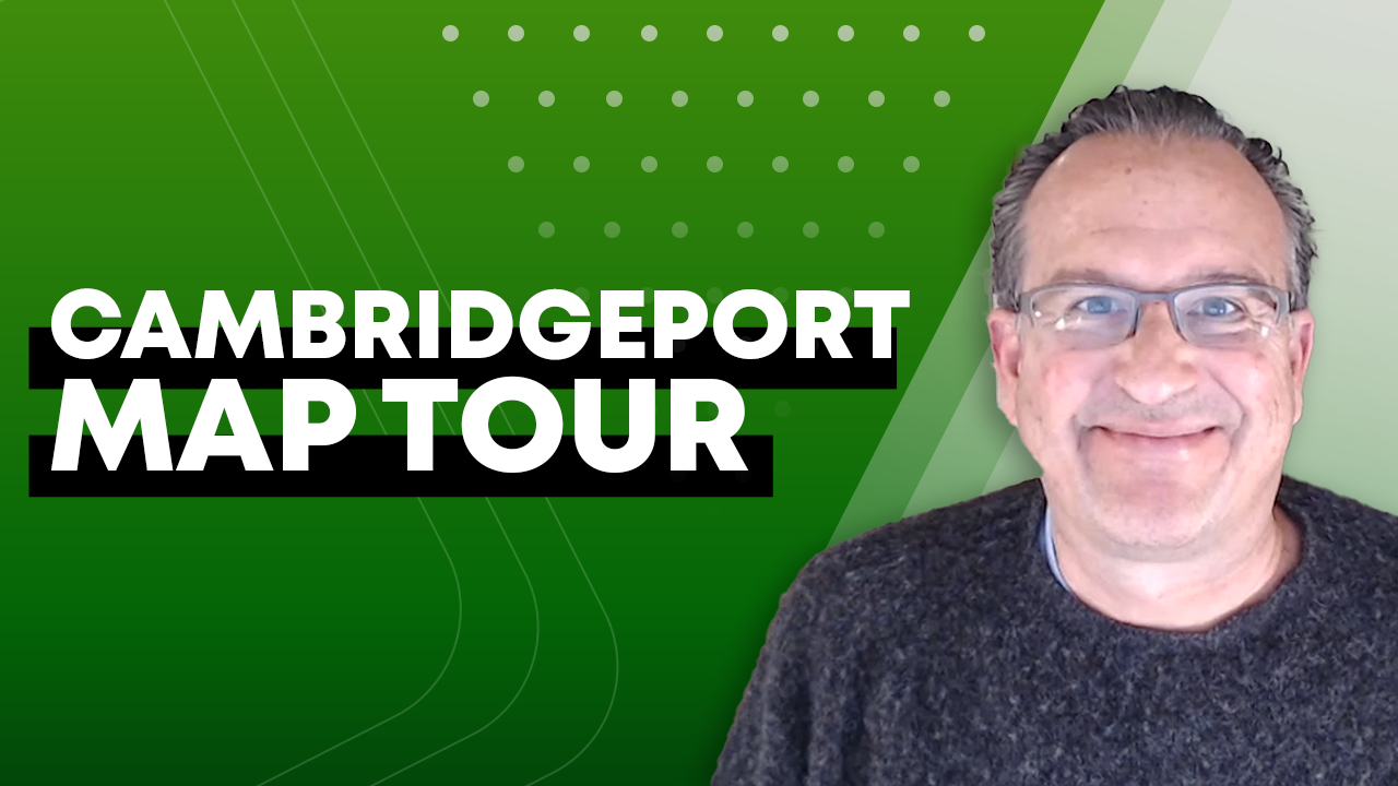Cambridgeport Map Tour Video