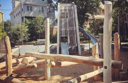 Hoyt-Sullivan Playground in Somerville, MA
