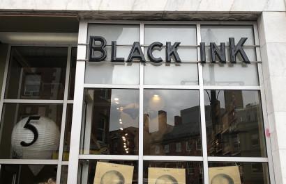 Black Ink in Cambridge, Massachusetts
