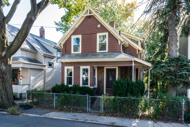 5 Fremont Avenue, Somerville