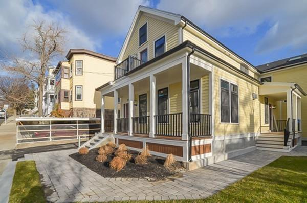 Ten noteworthy sales in Somerville, Massachusetts in Q1 2019.