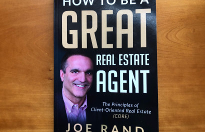 How to be a Great Real Estate Agent by Joe Rand