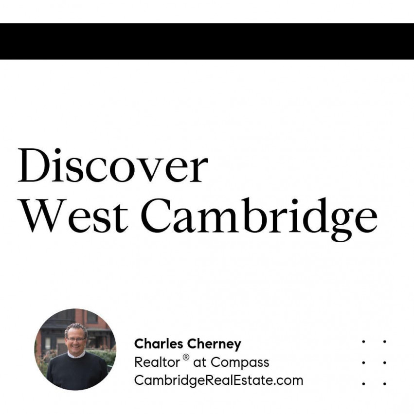 Discover West Cambridge