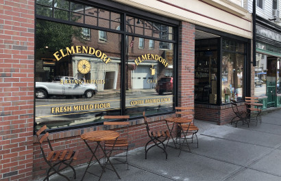Elmendorf Baking Supplies & Cafe in Cambridge, Massachusetts