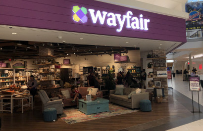 Wayfair opens full-service store in Natick, MA