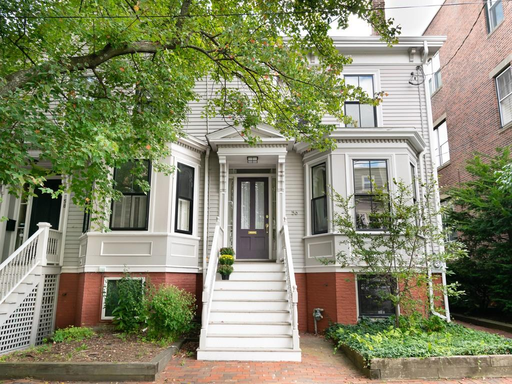 56 Dana Street, Cambridge MA