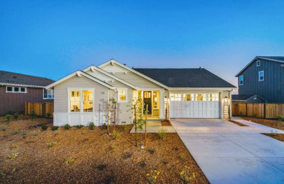 Top 5 New Construction Homes in Sonoma County