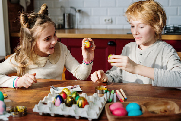 Easter Egg Decorating Hacks
