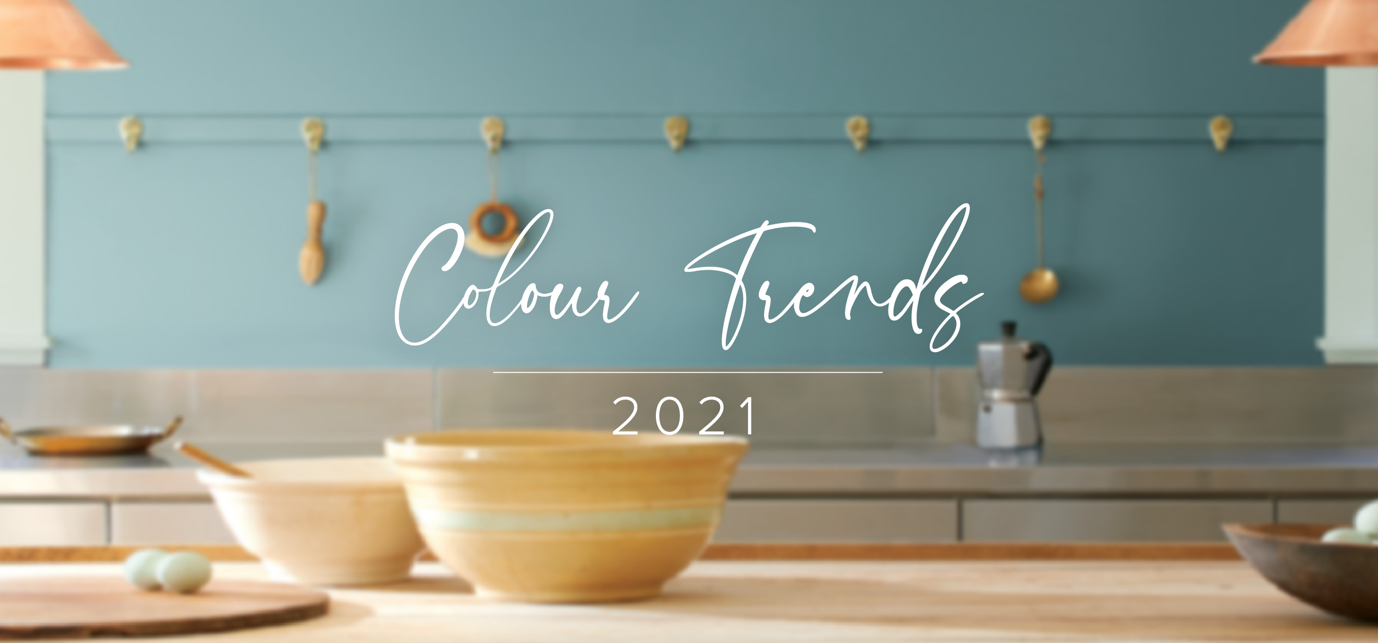 2021 Colour Trends