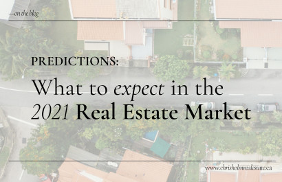 Predictions: What to Expect in the 2021 National Real Estate Market