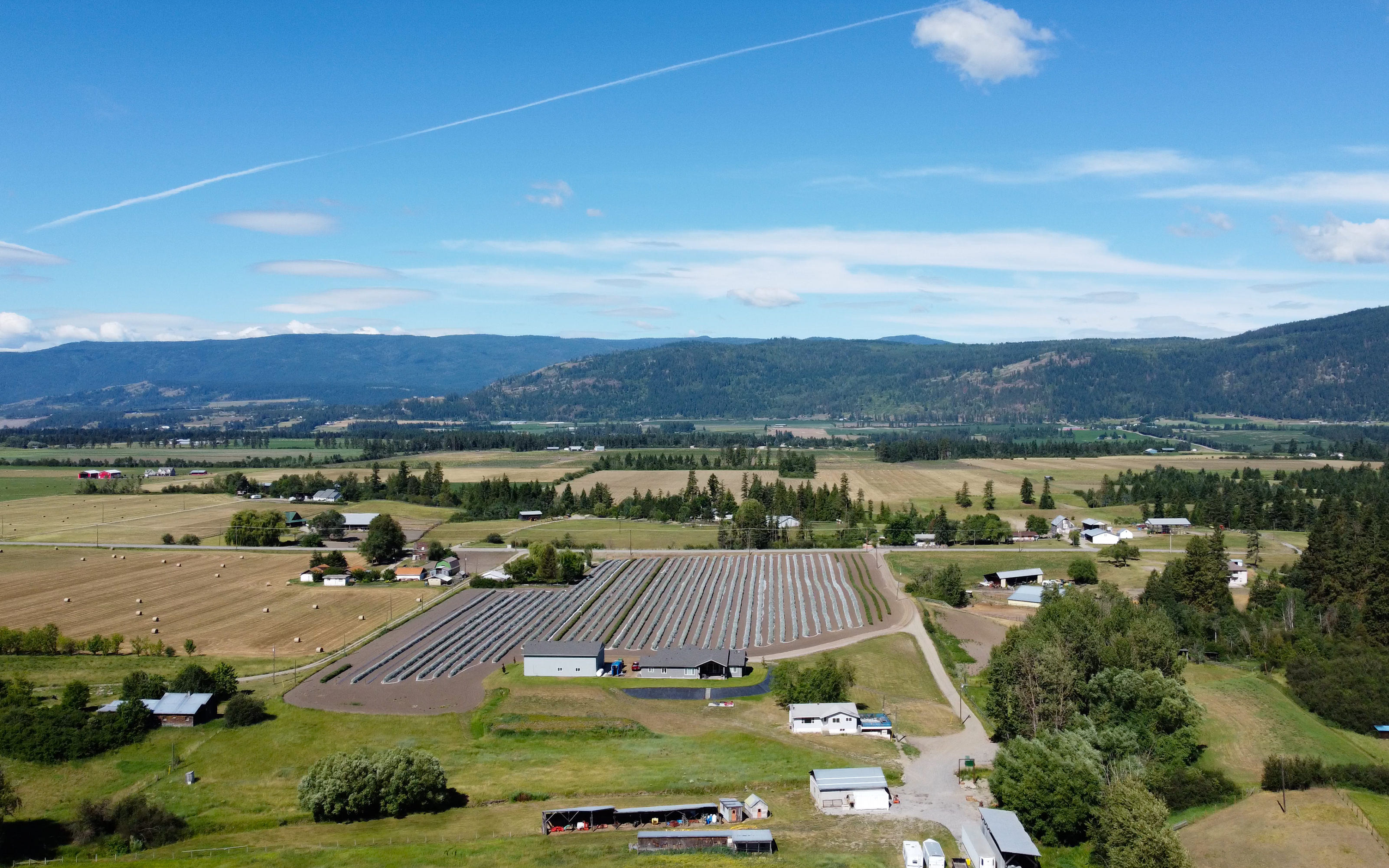 1640 Pleasant Valley Road, Armstrong, BC | $2,999,900