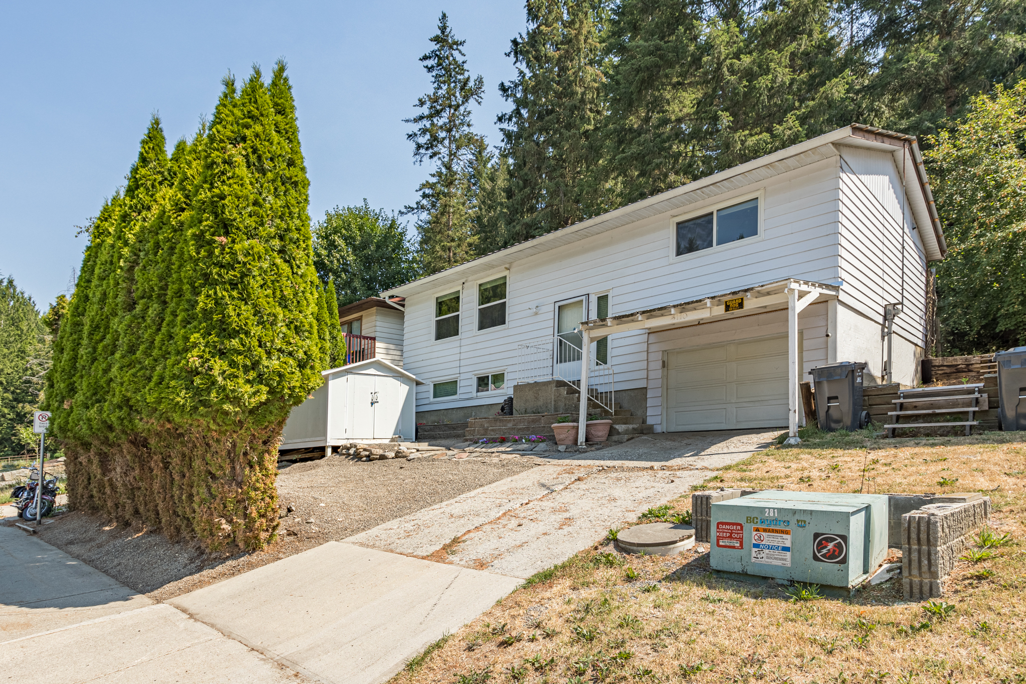 4110 Highland Park Dr, Armstrong, BC | $499,000