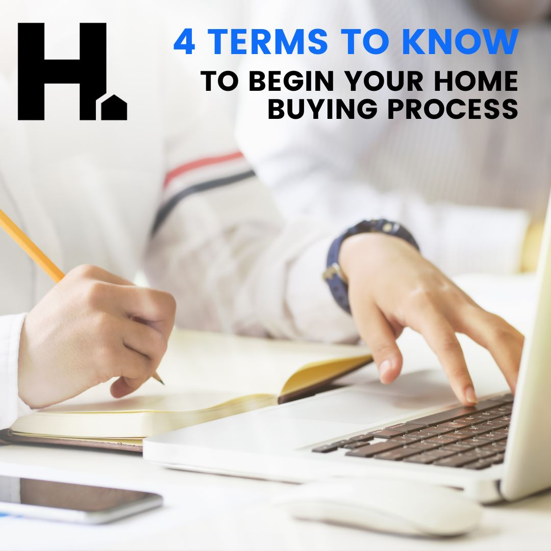 4 Terms To Know To Begin Your Buying Process