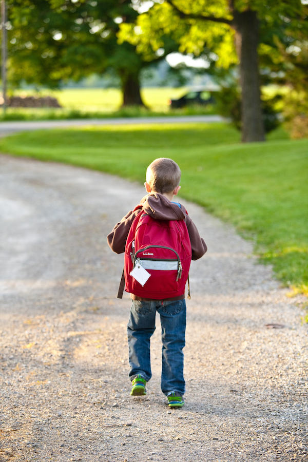School Anxiety - How to Prepare your Child for the First Day of School!