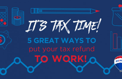 5 Smart Ways To Spend Your Income Tax Refund