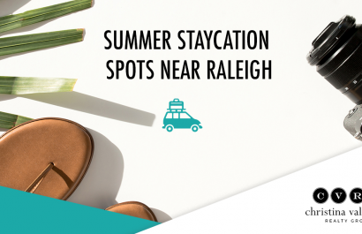 Summer Staycation Spots near Raleigh