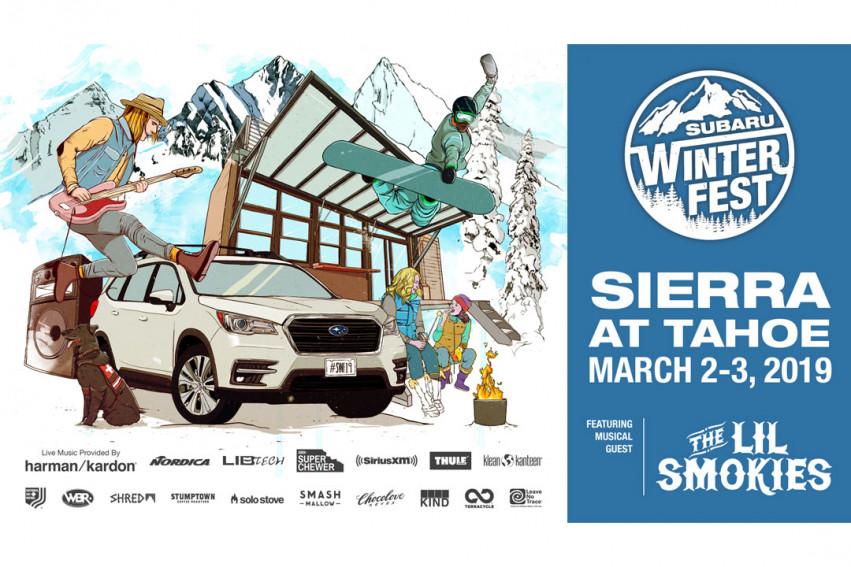 Subaru Winterfest at Sierra-at-Tahoe
