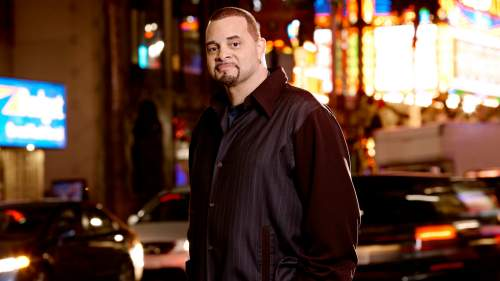 Sinbad at Harrah's