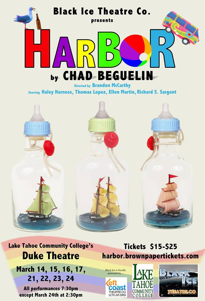 "Black Ice Theatre Co. presents ""Harbor"""