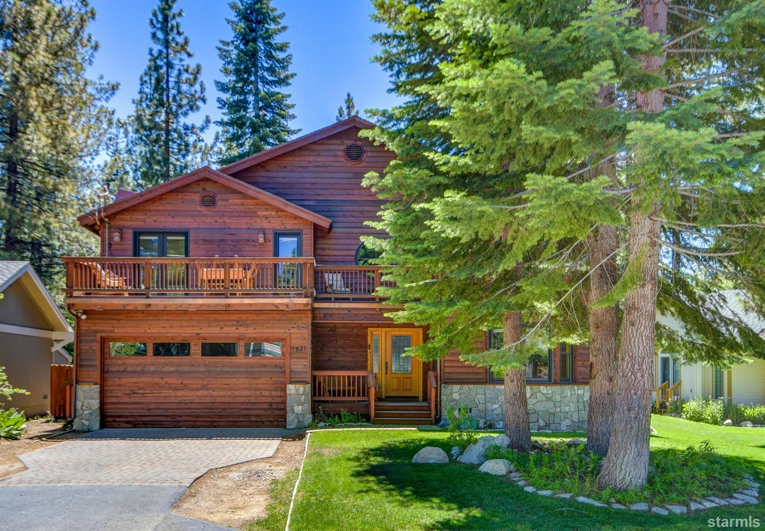 1621 Skyline Drive, South Lake Tahoe CA