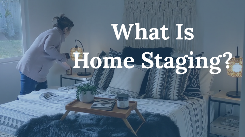 What Is Home Staging? Behind The Scenes Episode 3 - Seattle Real Estate