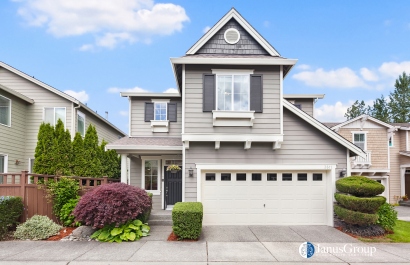 Bright Open Modern Home For Sale | 3611 182nd Place SE, Bothell, WA 98012 | House Goals Realized | JanusGroup at RE/MAX Integrity