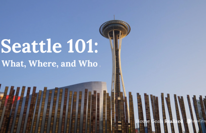 Seattle 101 | Behind The Scenes Episode 7 | Seattle Real Estate Video Series | House Goals Realized | JanusGroup at RE/MAX Integrity