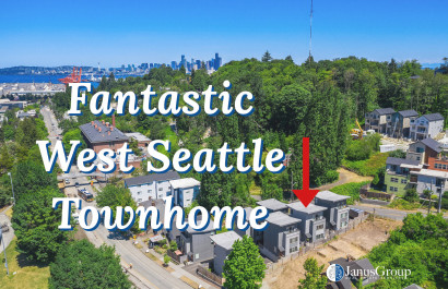 Fantastic West Seattle Townhome For Sale | 4524 Delridge Way SW #A, Seattle, WA 98106 | House Goals Realized | JanusGroup at RE/MAX Integrity