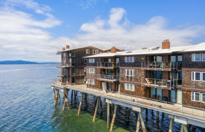 Sweeping Sound + Mountain Views From Waterfront West Seattle Condo | JanusGroup at RE/MAX Integrity