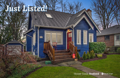 Charming 1927 Tudor West Seattle | JanusGroup at RE/MAX Integrity