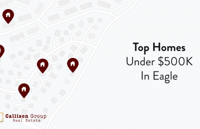 Top Homes Under $500K In Eagle