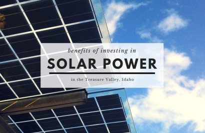 Benefits of Investing in Solar Power  in Boise, Idaho