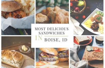 Most Delicious Sandwiches in Boise, Idaho