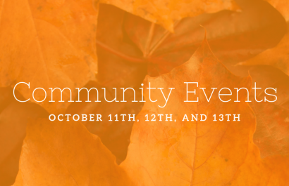 Westborough Community Events for the Weekend of October 12th & 13th