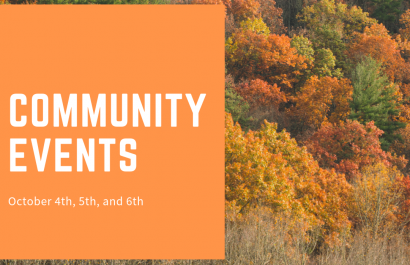 Westborough Community Events for the Weekend of October 5 and 6