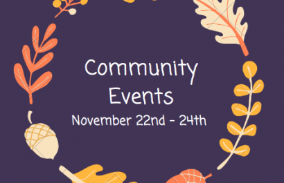 Westborough Community Events for the Weekend of November 23rd and 24th