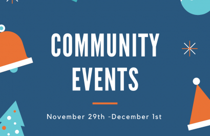 Westborough Community Events for the Weekend of November 30th and December 1st
