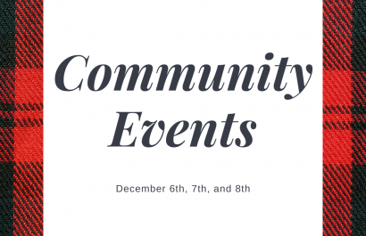 Westborough Community Events for the Weekend of December 7th and 8th
