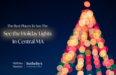 The Best Places To See The Holiday Lights Around Central MA