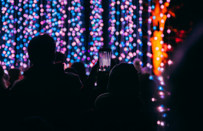 The Best Places To See The Holiday Lights in Ontario