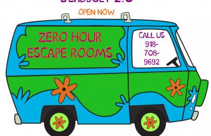 Edna Sells Spotlight - Zero Hour Escape Room