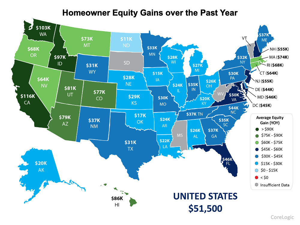 As Home Equity Rises, So Does Your Wealth | MyKCM