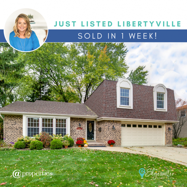 SOLD in Libertyville