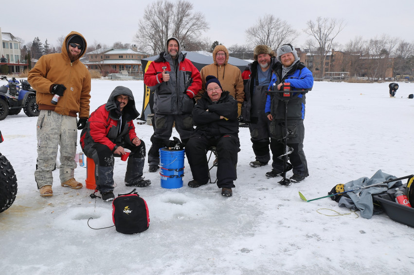 Ice Fishing Derby Pictures