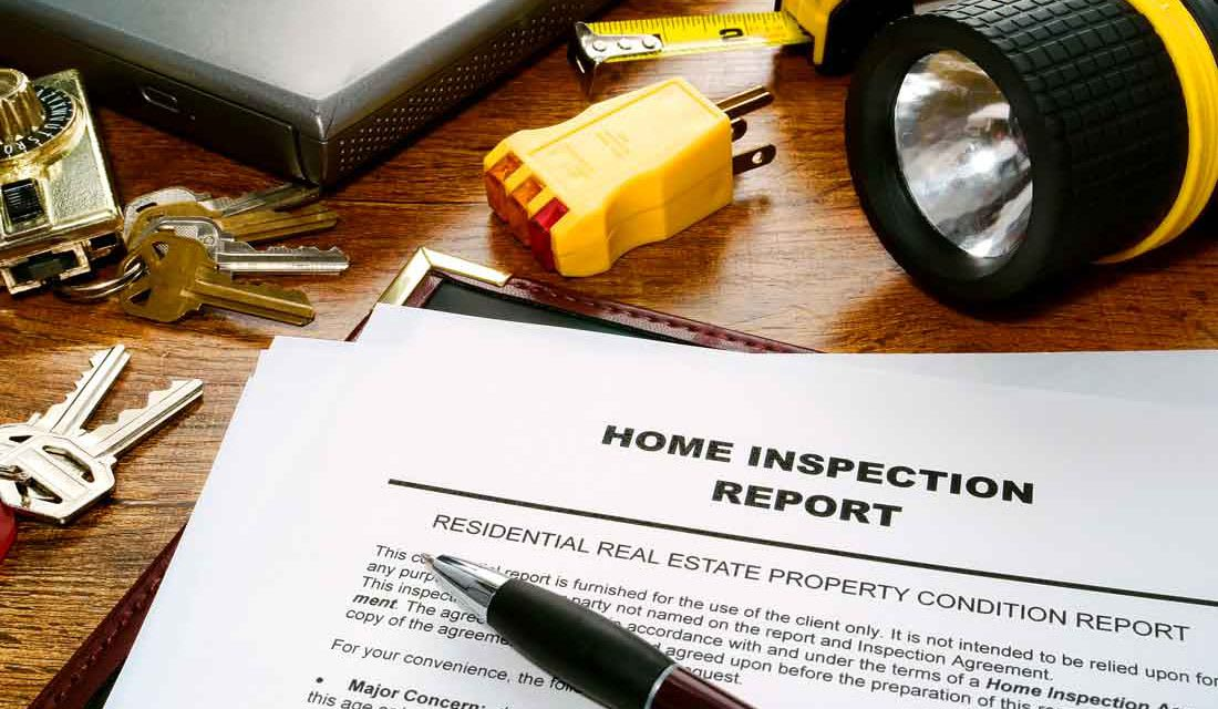 You bought the house! Now, you need a home inspection.