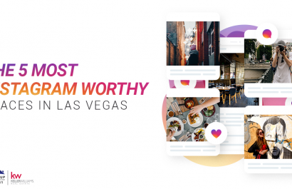 The 5 Most Instagram Worthy Places In Las Vegas
