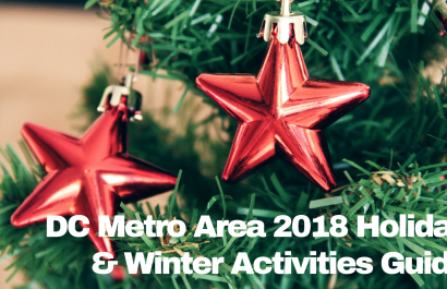 DC Metro Area's 2018 Holiday & Winter Activities Guide