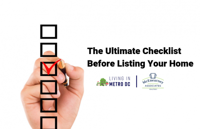 Selling Your Home? This Checklist Is A Must!