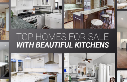 6 Homes With Beautiful Kitchens Under $600,000